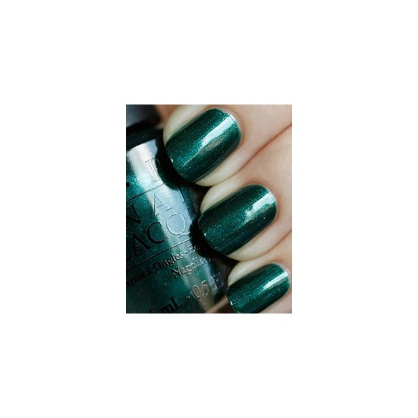 Cuckoo For This Color. OPI Swiss - Cuckoo For This